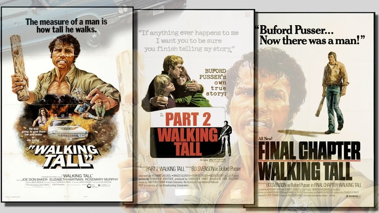 Final Chapter: Walking Tall Stream German