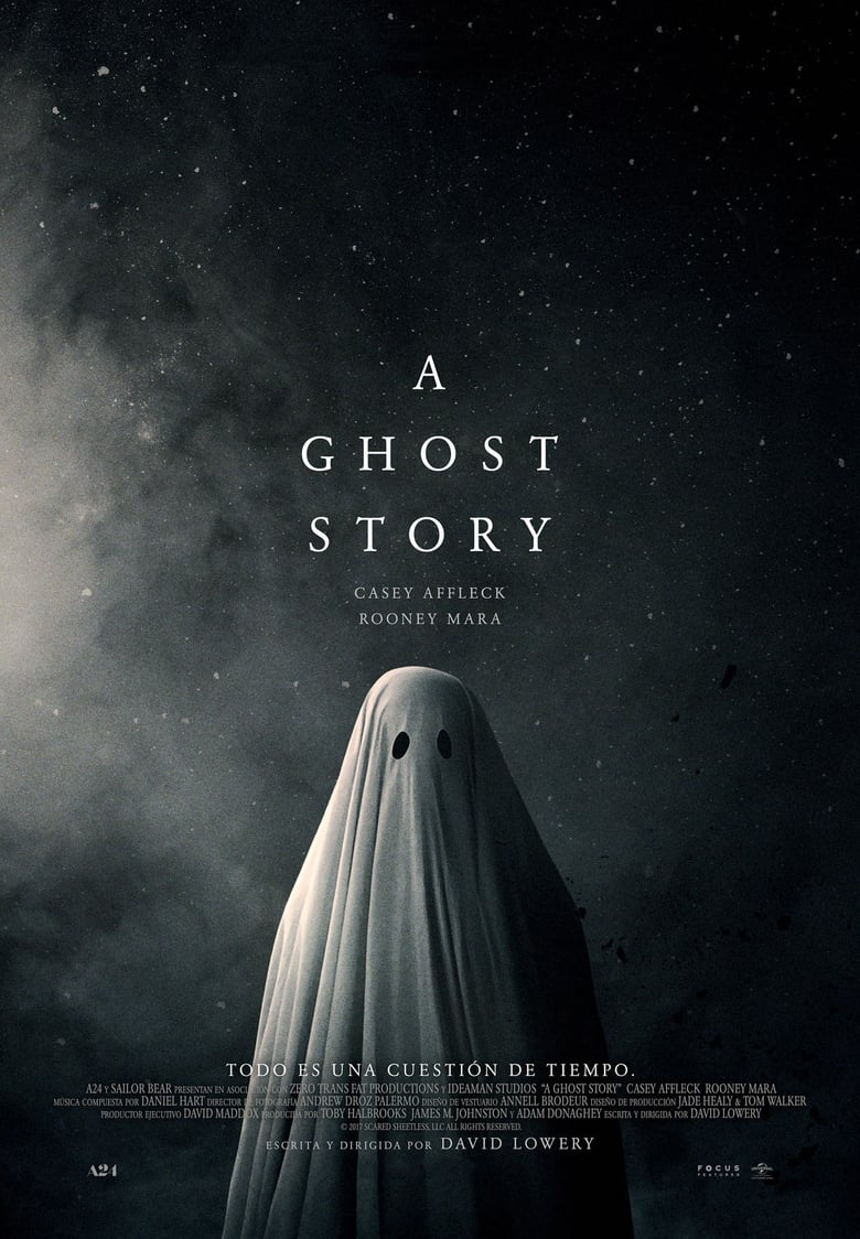 A Ghost Story (2017) DvdRip Español