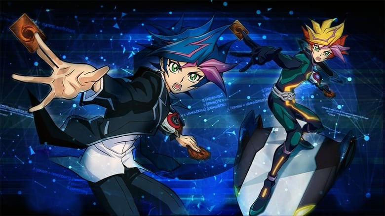 Yu-Gi-Oh! VRAINS saison 1 episode 72 streaming