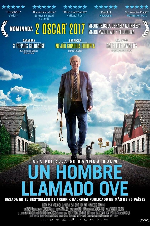 Un Hombre Llamado Ove (2015) HD 720p Español
