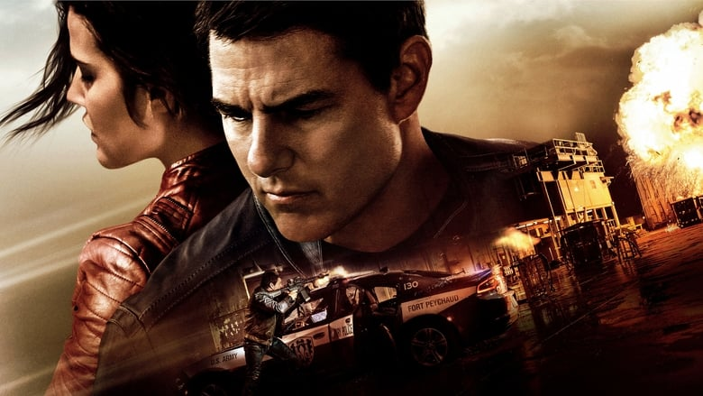 Jack Reacher : Never Go Back Backdrop