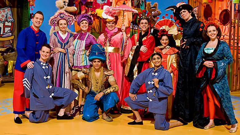 Cbeebies Aladdin