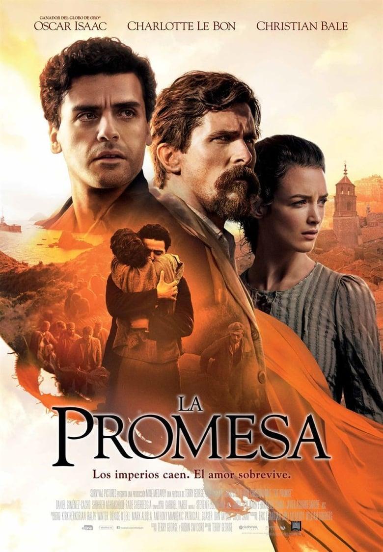 La Promesa (2016) HD 720p Latino