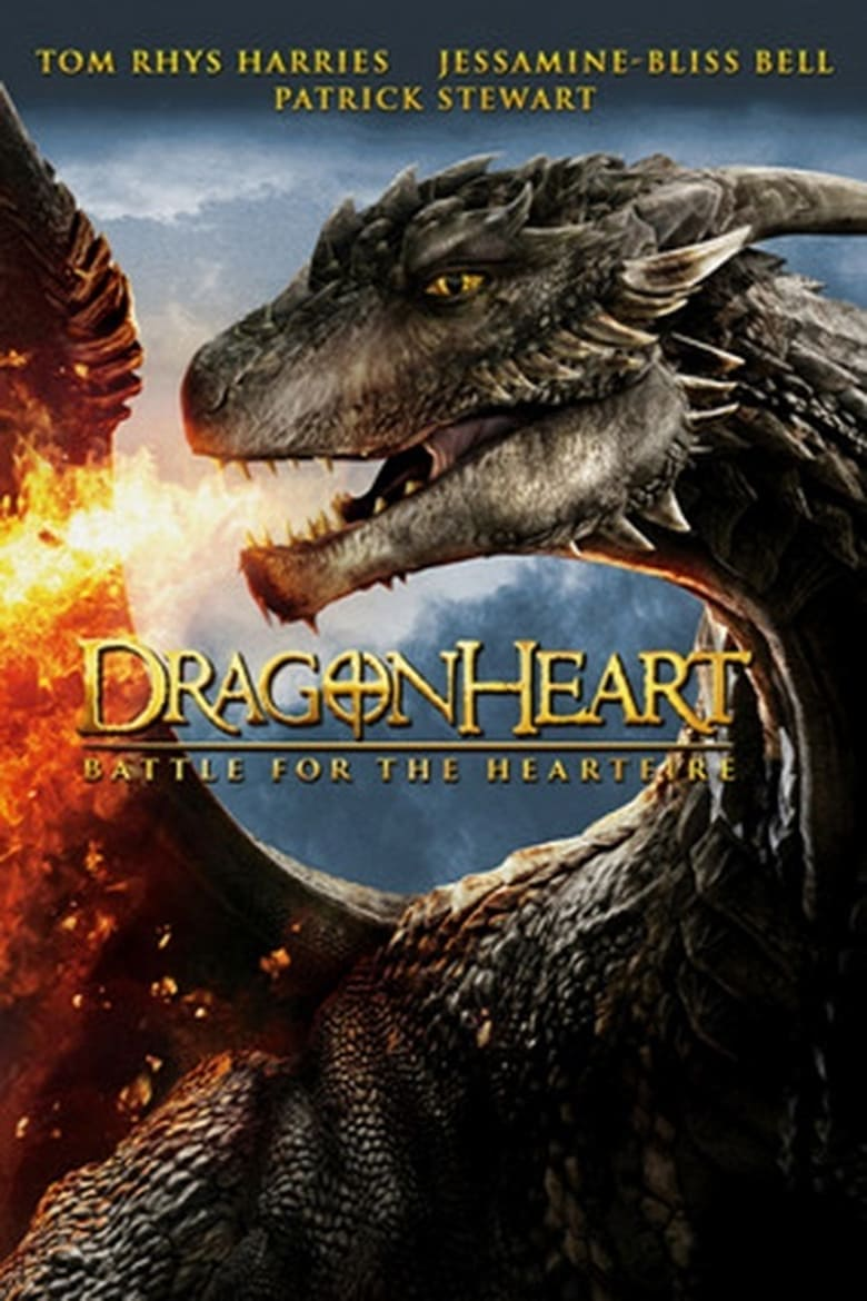 DRAGONHEART: CORAZON DE FUEGO (2017) HD 1080P LATINO/INGLES