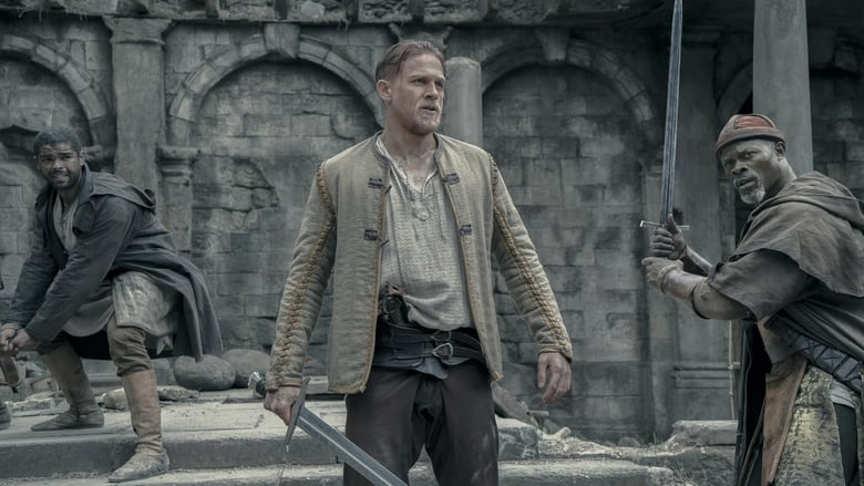 Ver pelicula Rey Arturo: La leyenda de Excalibur online