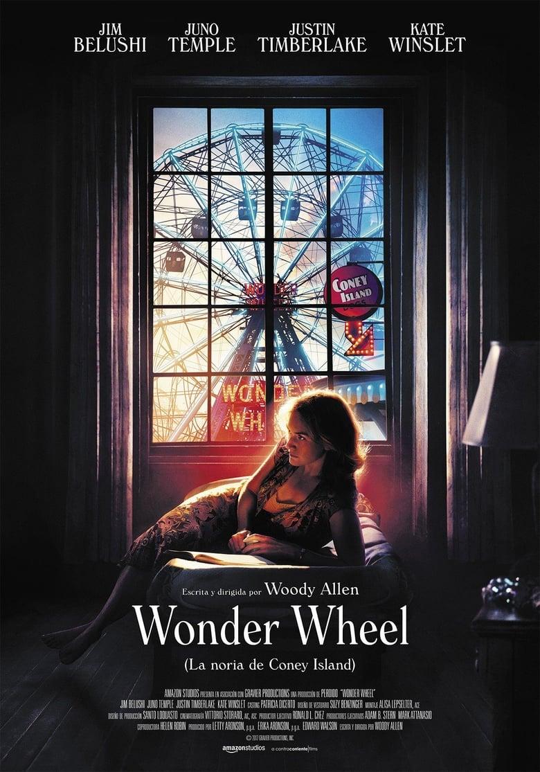 Wonder Wheel (2017) HD 1080p Español