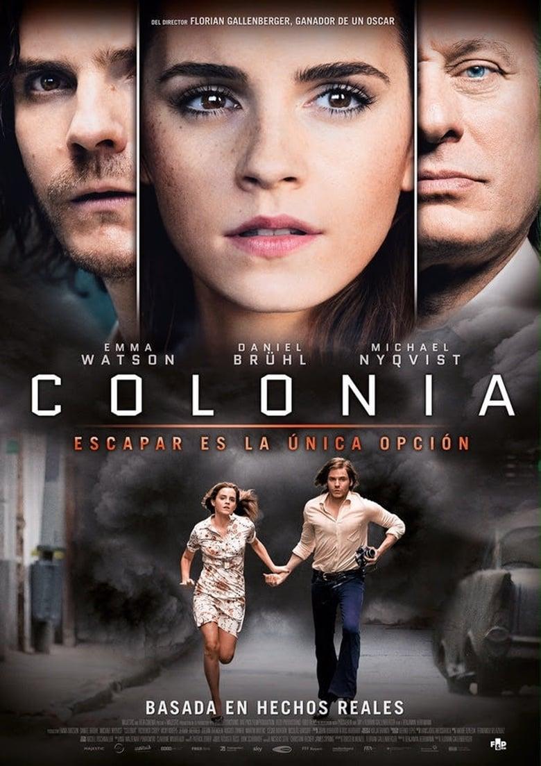 Pelicula Colonia (2016) HD 720p Latino Online imagen