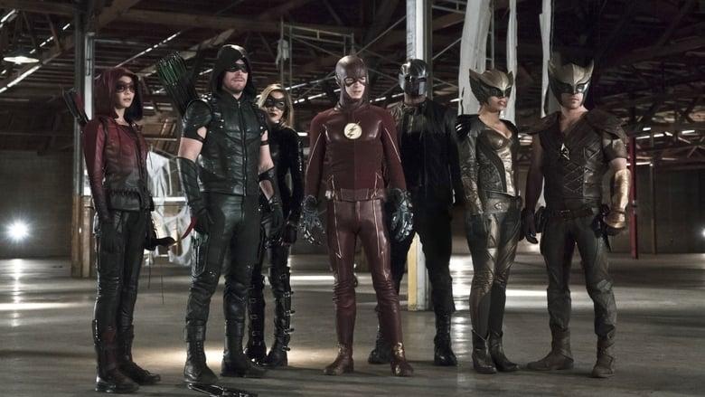 Arrow Saison 4 Episode 8