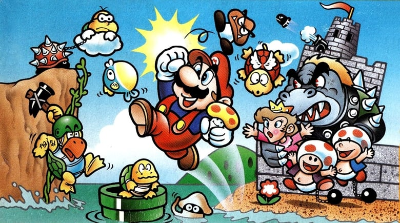Super Mario Brothers: Great Mission to Rescue Princess Peach met ondertiteling gratis