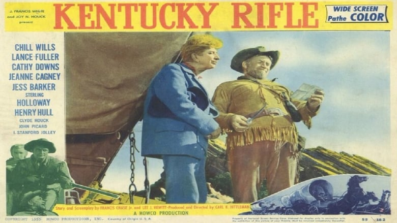 Kentucky Rifle Stream German