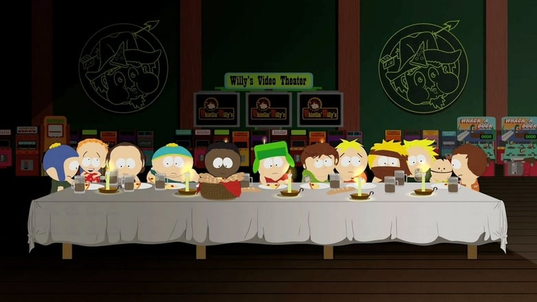 South Park Season 10 Episode 13 : Go God Go XII (2)