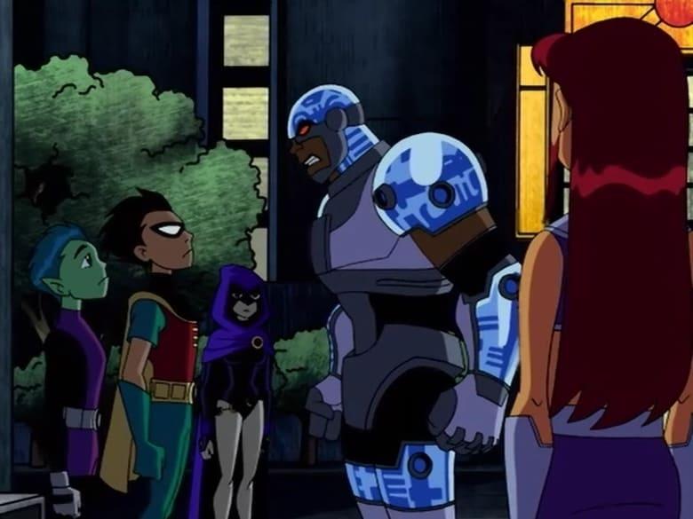 Teen Titans staffel 1 folge 13 deutsch stream
