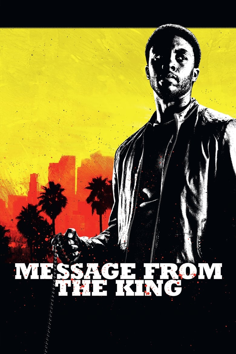 Message from the King (2017) HD 720p Español