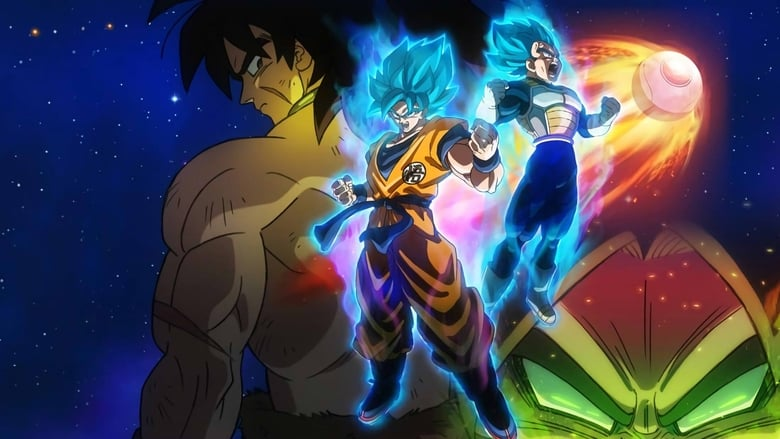 Dragon Ball Super : Broly Backdrop