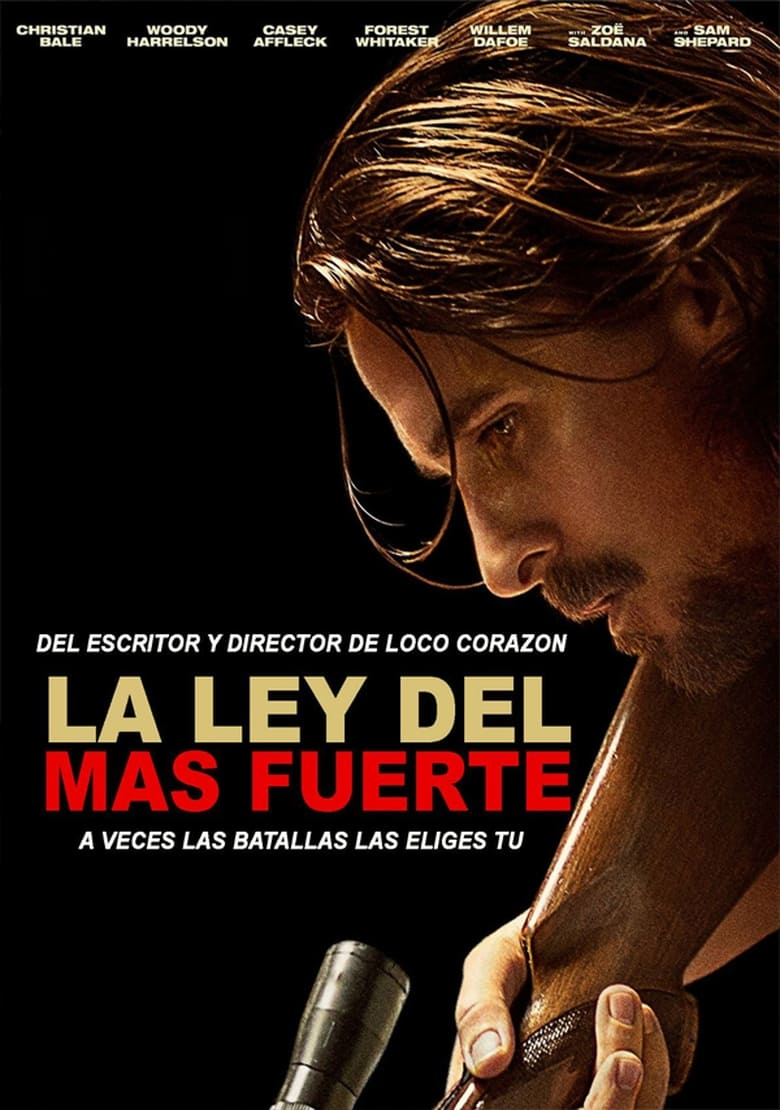La Ley del mas Fuerte (2013) DvdRip Español