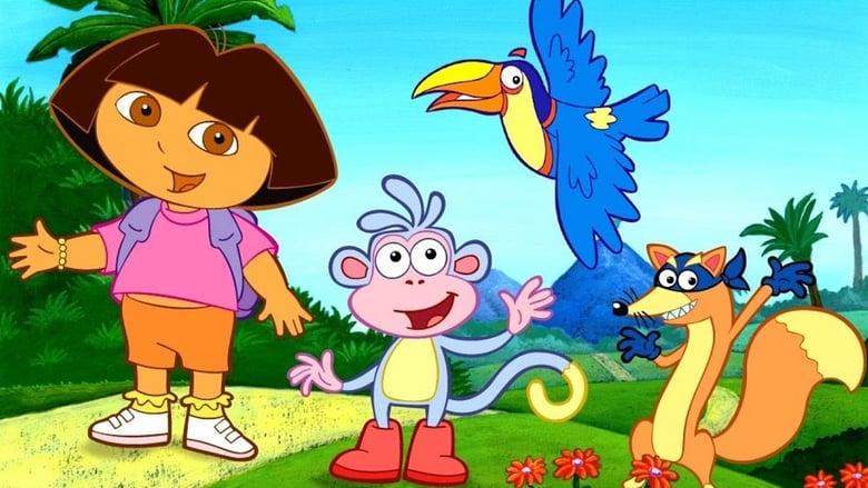 Dora the Explorer: Dora's Enchanted Forest Adventures