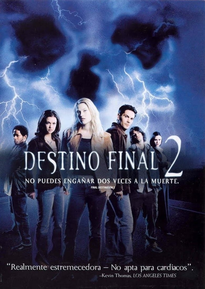 Destino Final 2 Película Completa HD 1080p [MEGA] [LATINO]