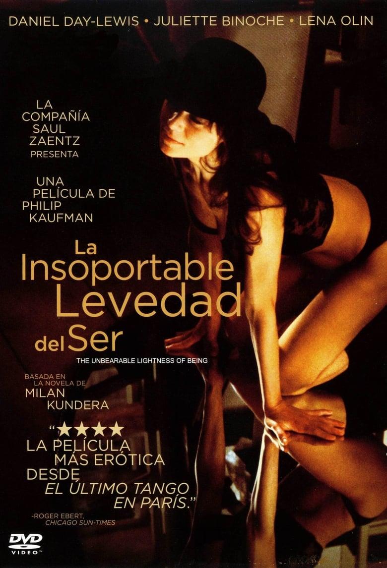La Insoportable Levedad Del Ser (1988) DvdRip Latino