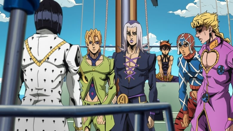 JoJo's Bizarre Adventure staffel 4 folge 5 deutsch stream