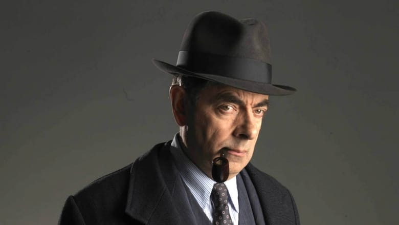 Maigret Sets A Trap Backdrop