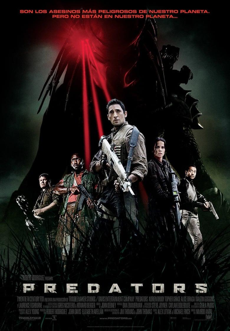 Predators (2010) DvdRip Latino