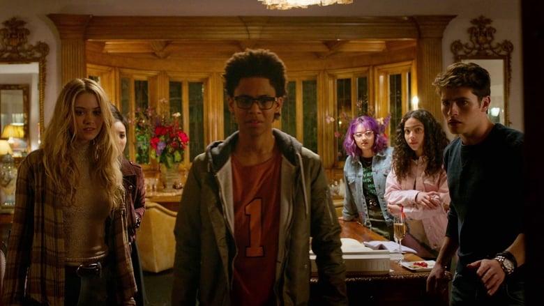 Marvel's Runaways Temporada 1 Capítulo 1