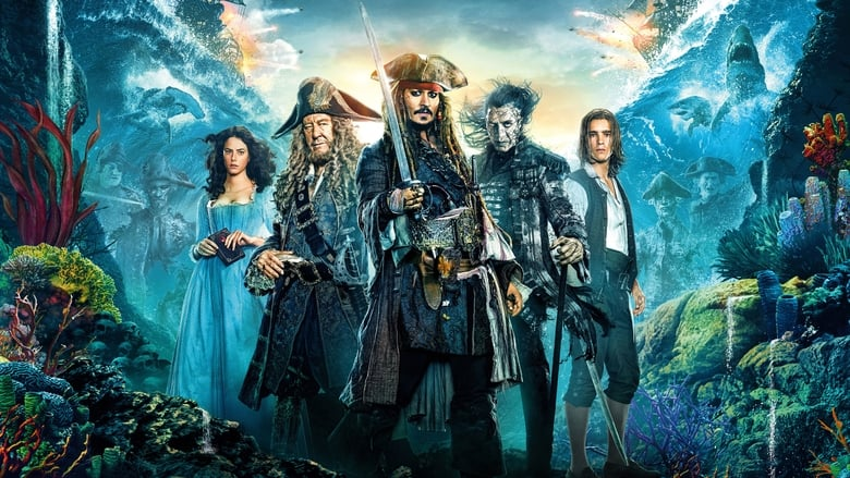 Pirates des Caraïbes : La Vengeance de Salazar Backdrop
