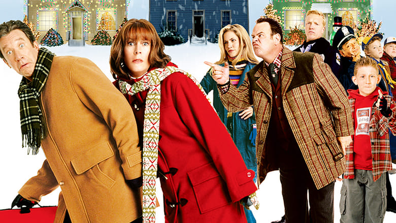 Descargar Pelicula Christmas with the Kranks online español gratis