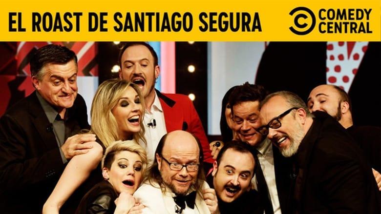 El Roast de Santiago Segura. Amiguetes los justos