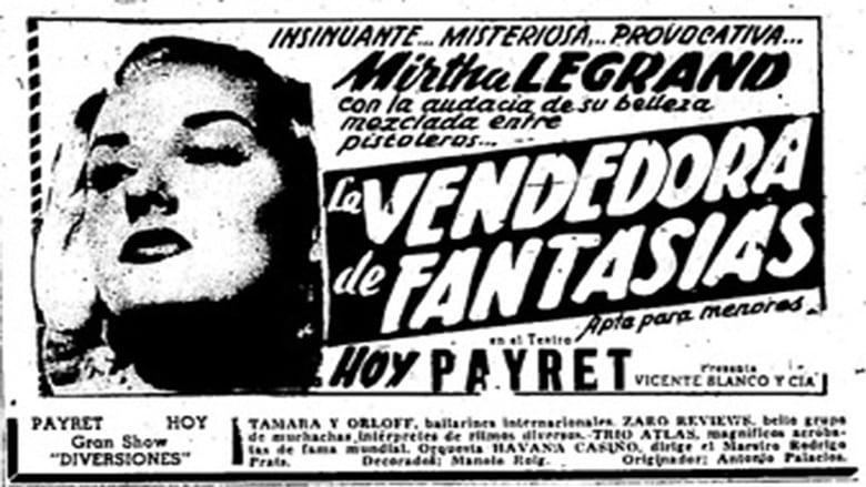 La vendedora de fantasías