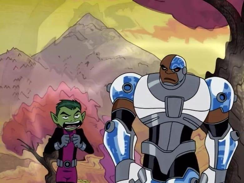 Teen Titans staffel 1 folge 6 deutsch stream