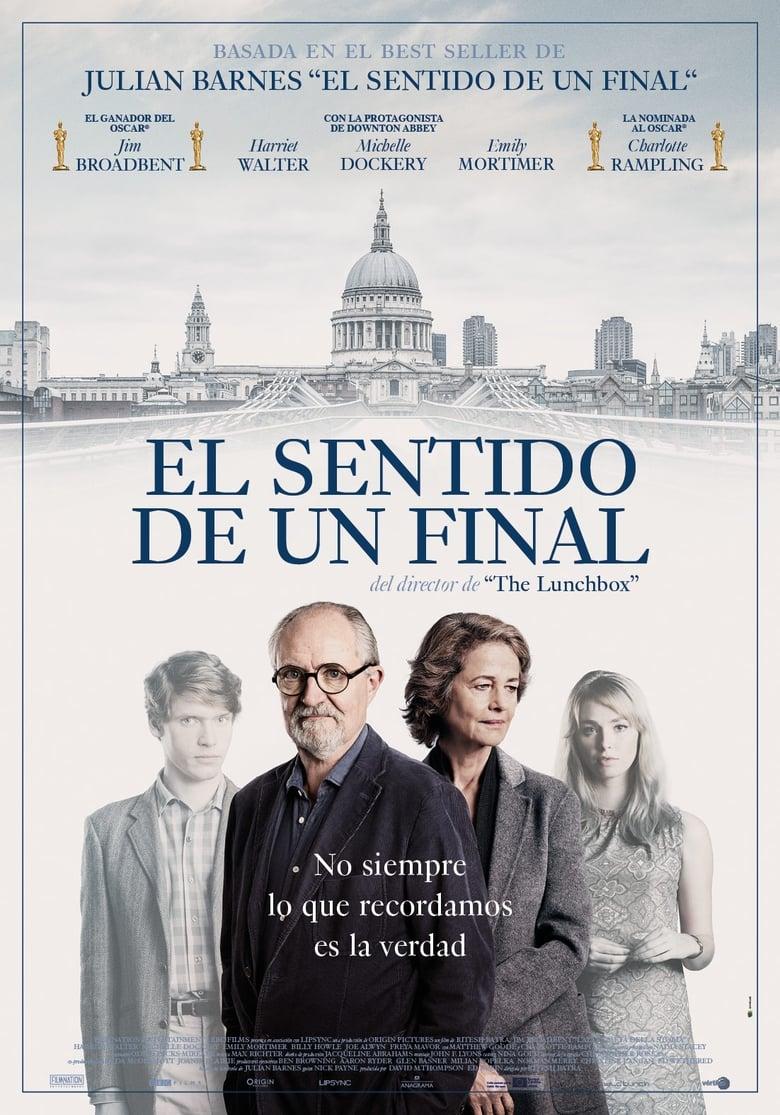El Sentido de un Final (2017) HD 1080p Español