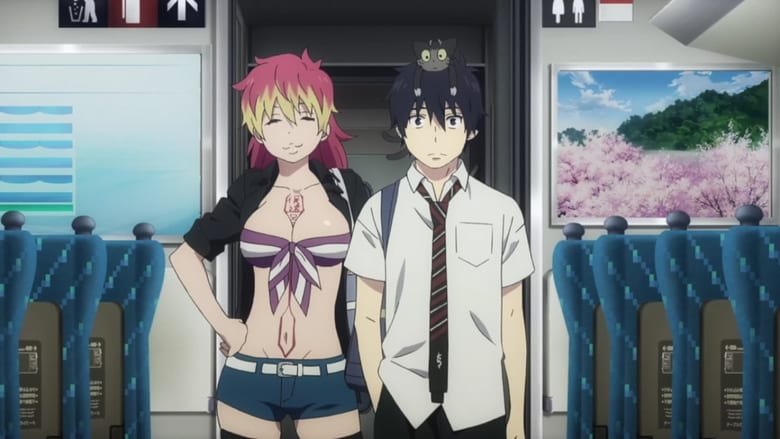 Blue Exorcist saison 2 episode 1 streaming