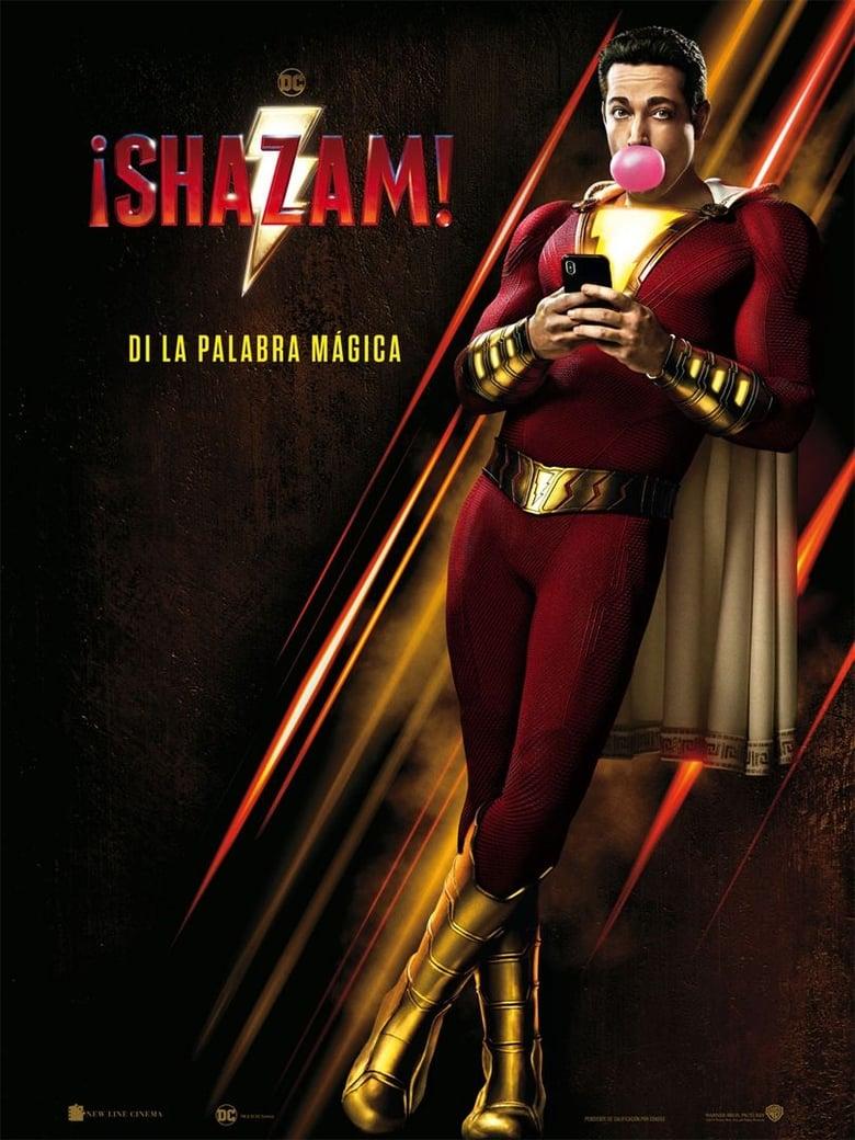 Shazam! (2019) DvdRip Español