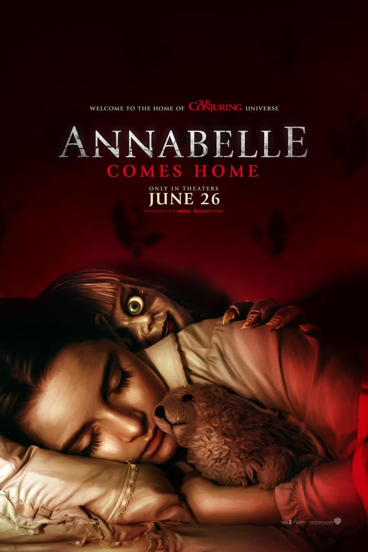 Annabelle 3 Vuelve A Casa