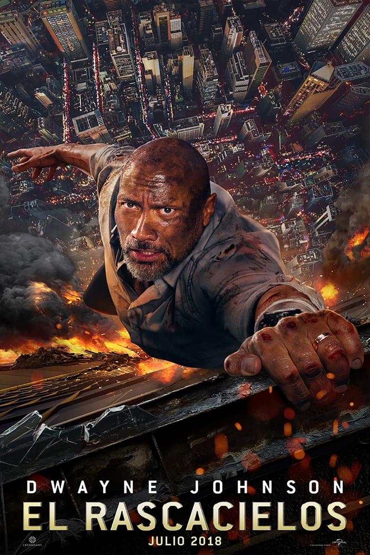 Rascacielos: Rescate en las Alturas (2018) HD 1080P LATINO/INGLES