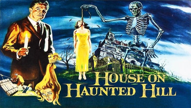 Ver y Descargar House on Haunted Hill Español Gratis
