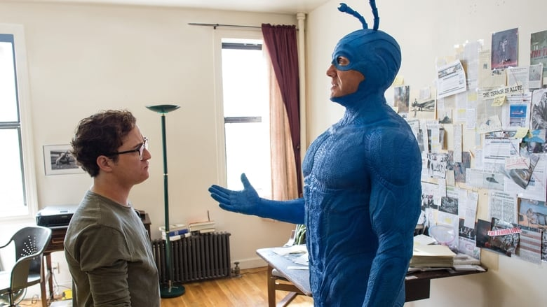 The Tick Temporada 1 Capítulo 1