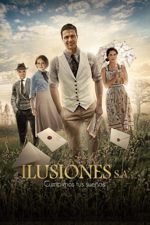 Ilusiones S.A. (Los Arboles Siempre Mueren de Pie) (2015) DvdRip Latino
