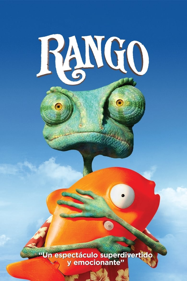 Rango (2011) HD 1080P LATINO/INGLES
