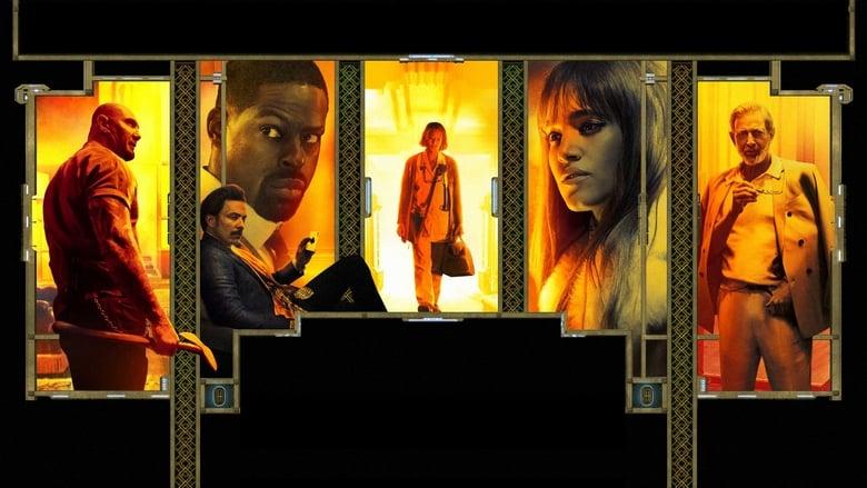 Hotel Artemis (2018) BluRay 720p 750MB Ganool