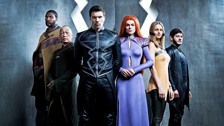 Marvel's Inumanos (Inhumans) Dublado/Legendado Online