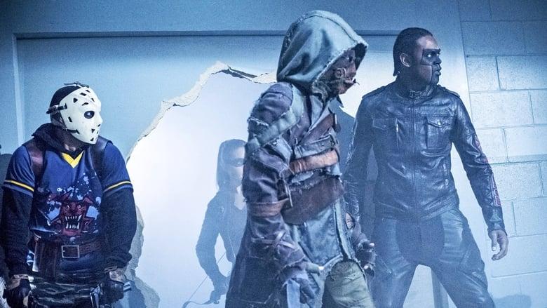 Arrow Saison 5 Episode 4