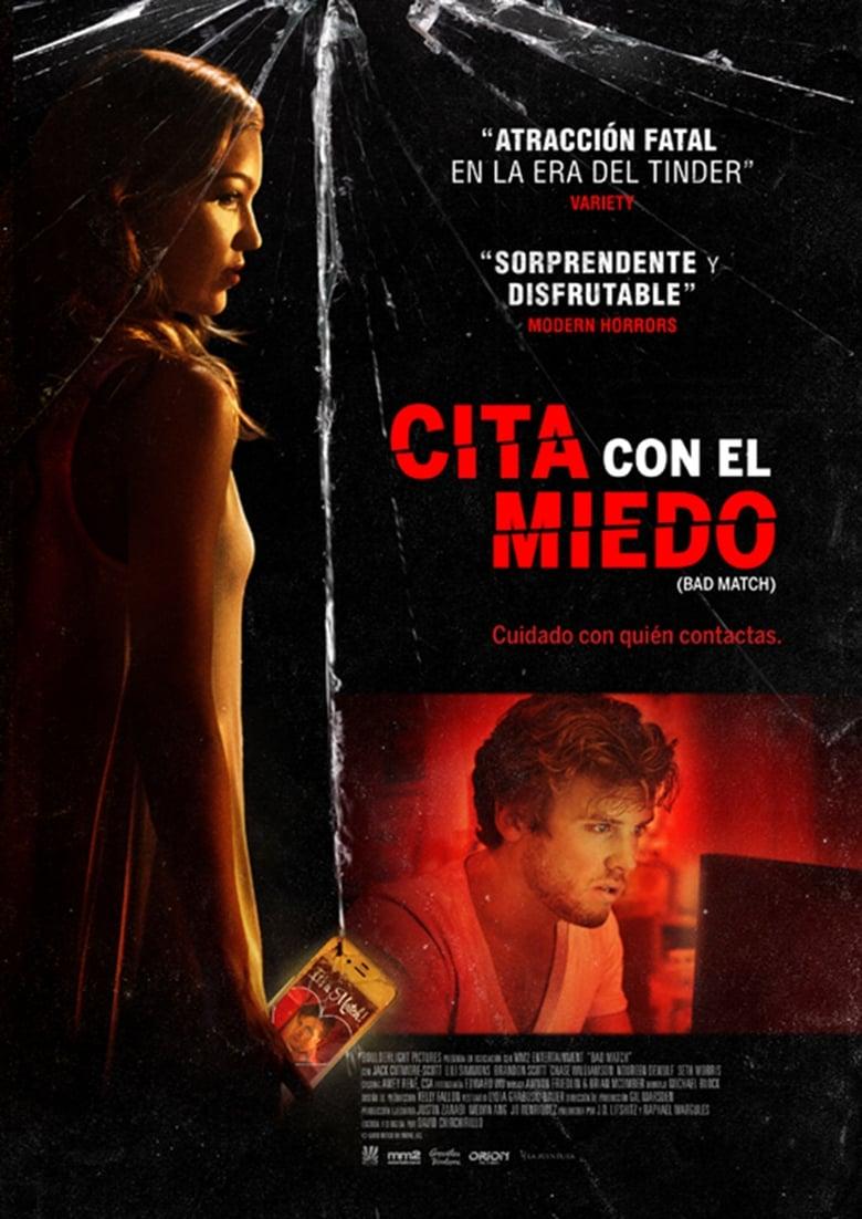 Pelicula Cita Con El Miedo (2017) HD 1080P LATINO/INGLES Online imagen
