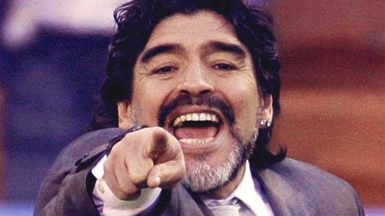 Se Santa Maradona på nett gratis