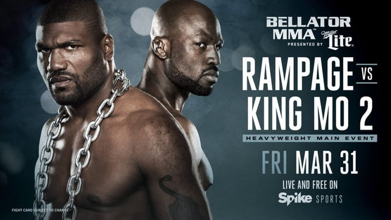 Bellator 175: Rampage vs. King Mo 2