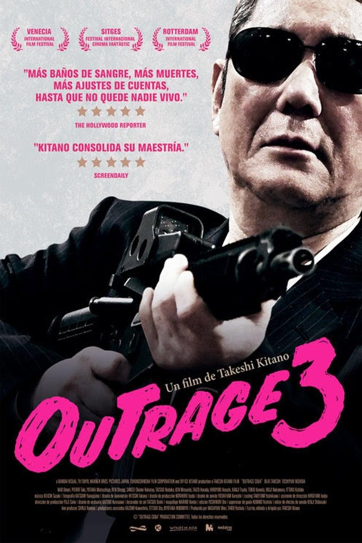 Pelicula Outrage 3 (2017) HD 720p Español Online imagen