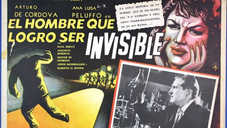 The New Invisible Man