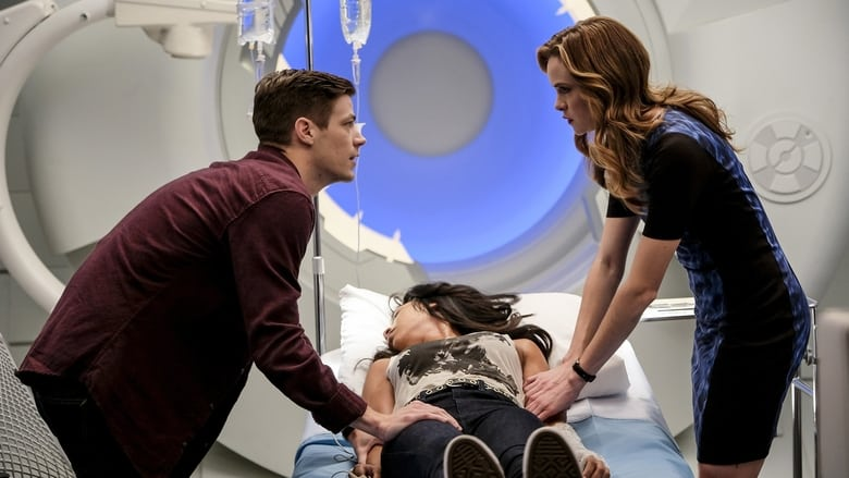 Flash Saison 3 Episode 12