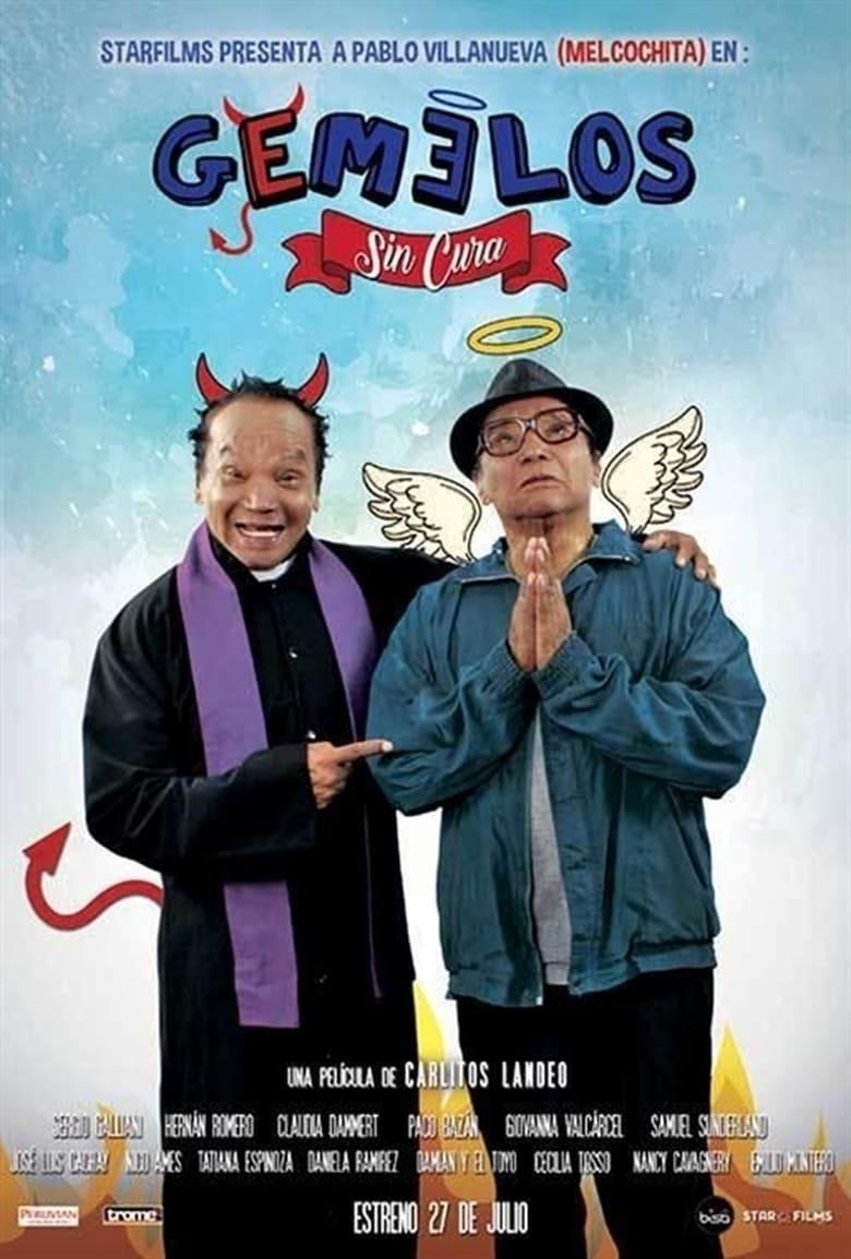 Gemelos Sin Cura (2016) DvdRip Latino